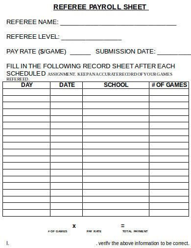 sample-payroll-sheet