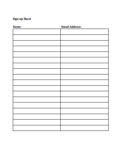 Time Slot Sign Up Sheet Template from images.template.net