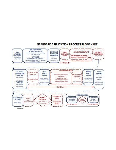 standard-application-process-flow-chart