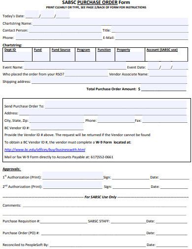 standard-purchase-order-form