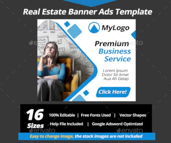 10  real estate banner templates in ai