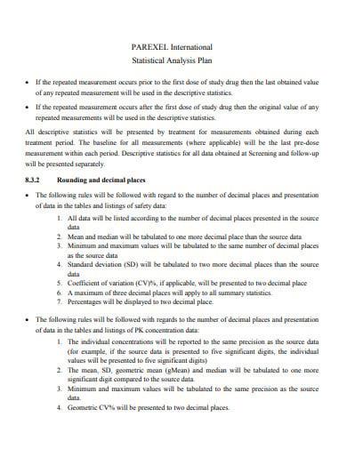 statistical-analysis-plan-template