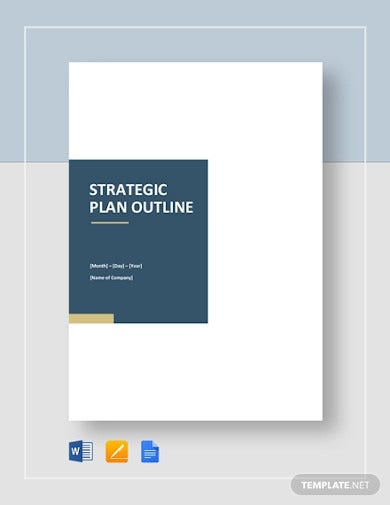 strategic plan outline template3