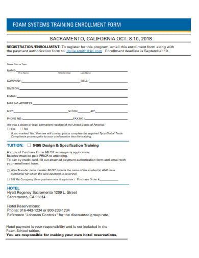 systems-training-enrollment-form