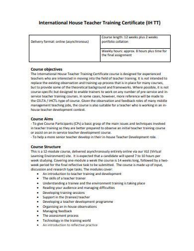 teacher-training-certificate