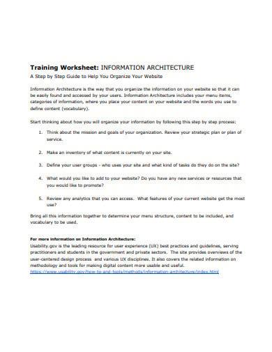 training-worksheet-in-pdf