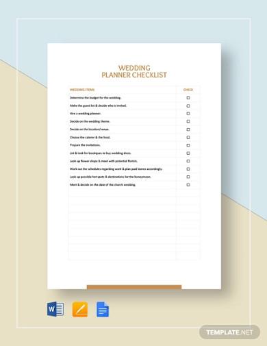 wedding-planner-checklist-template
