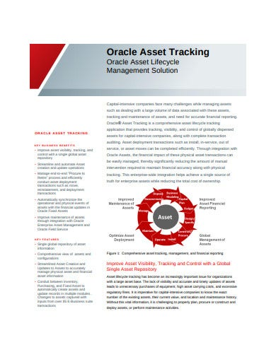 asset tracking example