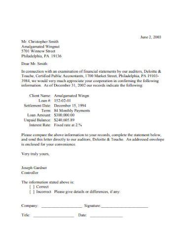 audit confirmation letter1