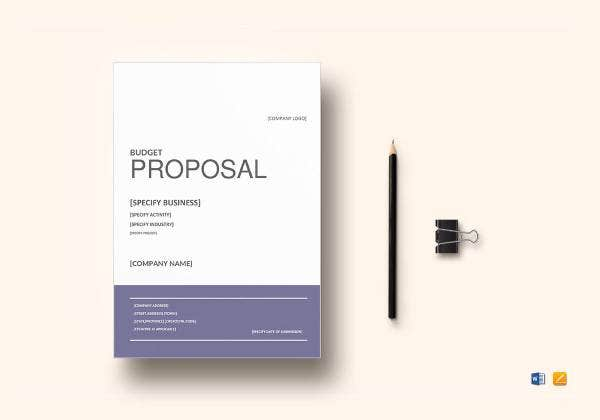 btbudget proposal template2 1