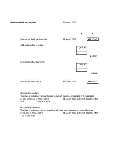 bank reconciliation template in pdf