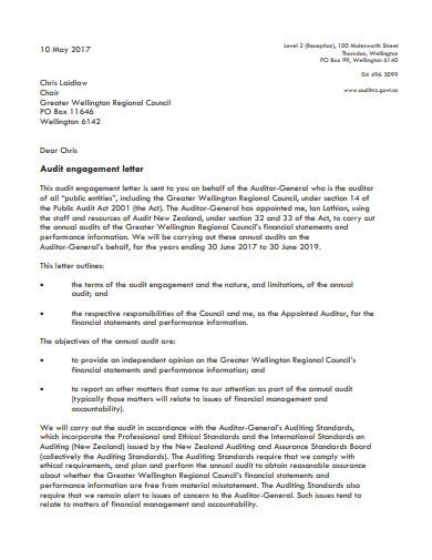 Audit Engagement Letter Sample from images.template.net