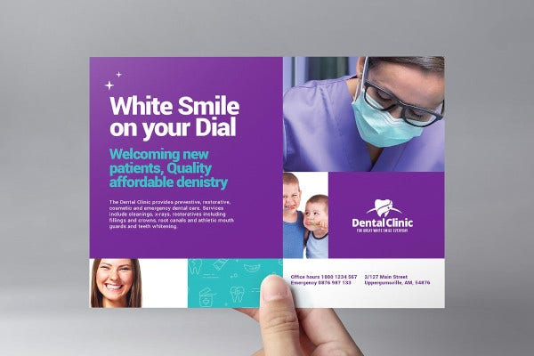 basic-dental-clinic-flyer-template