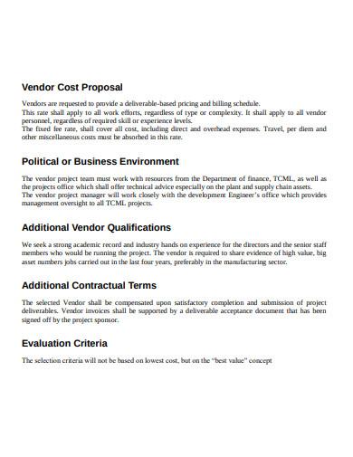 10+ Scope Statement Templates in PDF | DOC | Free & Premium