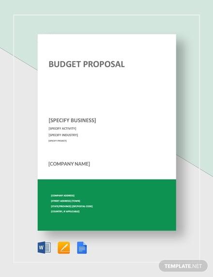 budget proposal1