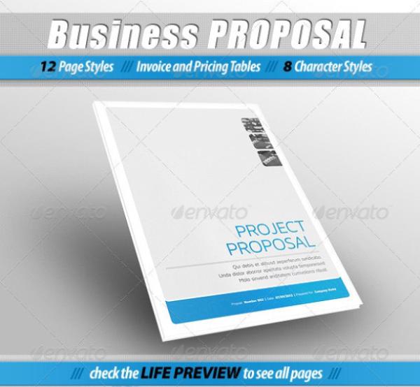 business proposal big