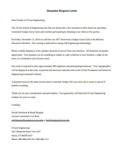 charity donation letter in pdf