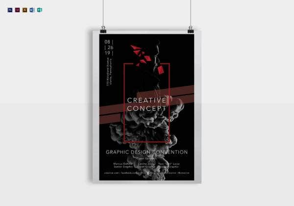 creative concept poster 1
