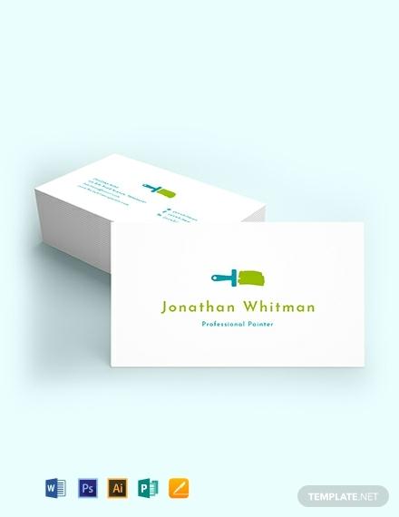 creative painter business card template 440x570 1