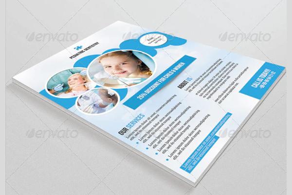 dental-clinic-flyer-design