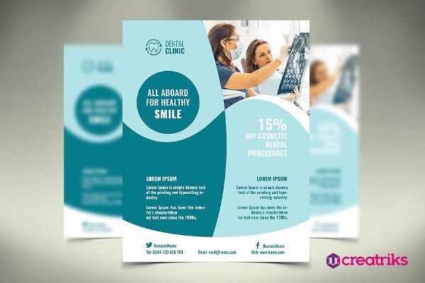 editable-dental-clinic-flyer-in-psd