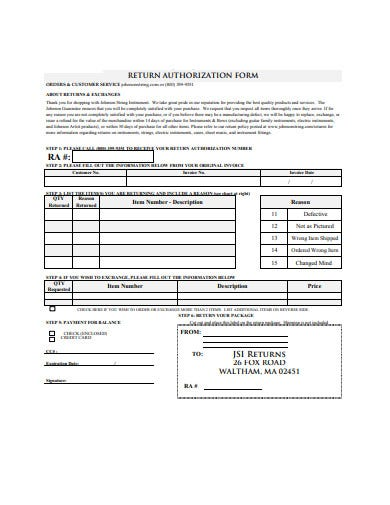 formal-return-authorization-form-example
