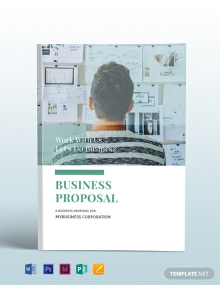 free business proposal template 440x570 11