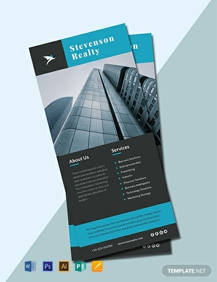 free business rack card template 440x570 1