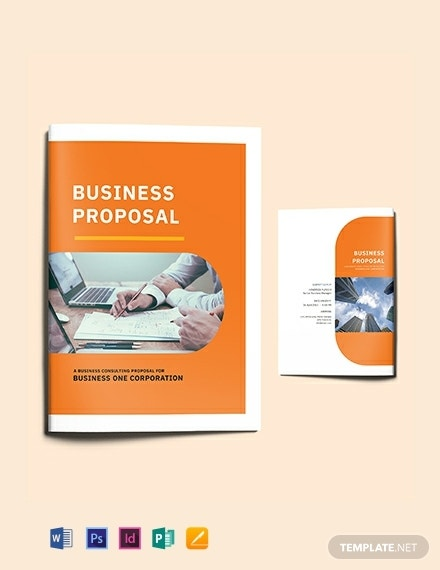 free consulting business proposal template 440x570 1
