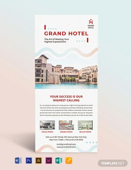 grand hotel rack card template 440x570 1