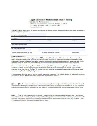 Forex disclosure document sample pre post investment valuation models