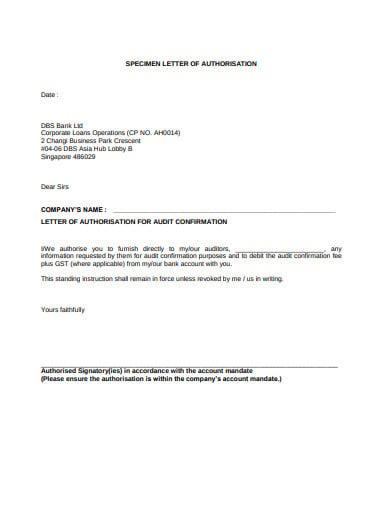 5 Audit Confirmation Letter Templates In Doc Pdf Free Premium Templates