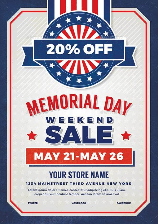 memorial day weekend sale 2