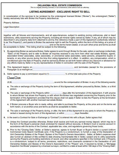 mobile real estate listing form template
