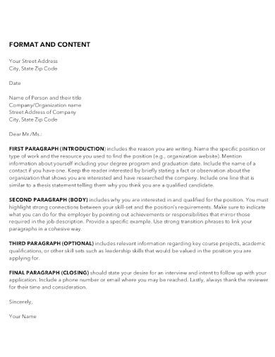 3+ Nursing Assistant Cover Letter Templates in PDF   Free ...