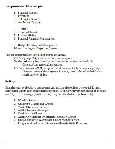 printable church year plan