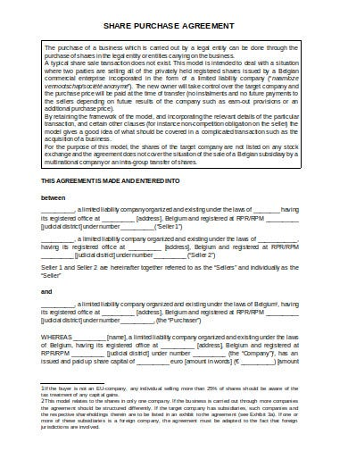 property equity share purchase contract