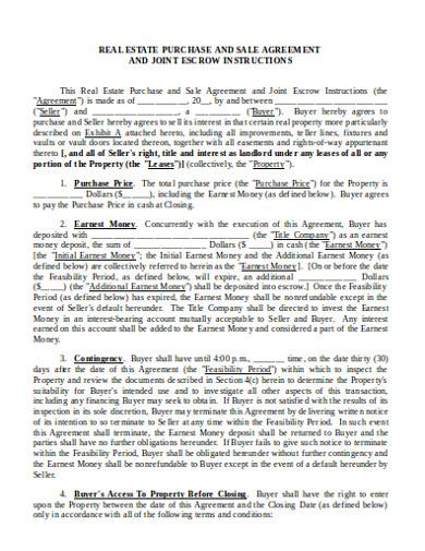 real estate property order form1