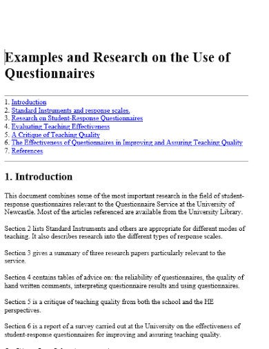 4 Research Questionnaire Templates In Google Docs Pages