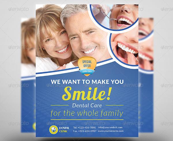 standard-dental-clinic-flyer-template