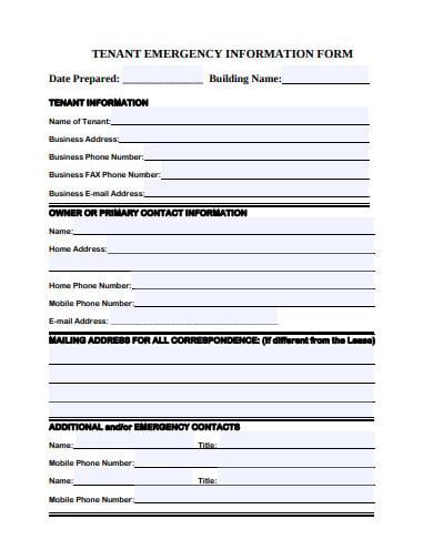 https://images.template.net/wp-content/uploads/2019/08/Tenant-Emergency-Information-Form.jpg