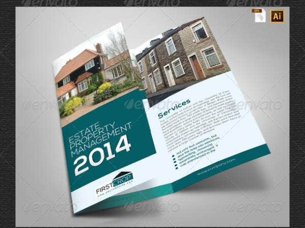uk property management trifold