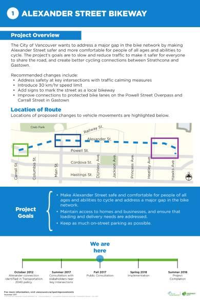alexander bikeway preliminary design proposals 01 1
