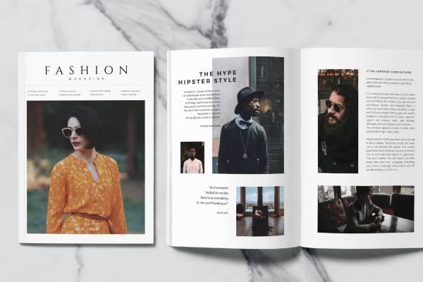 fashion magazine 1