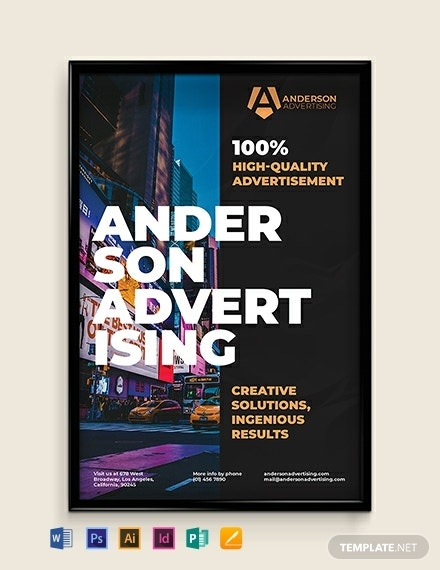 advertising agency poster template 440x570 1