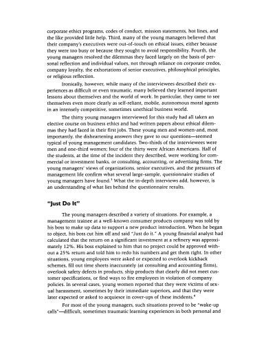 business ethics view1