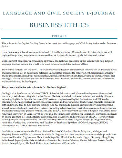 civil society business ethics