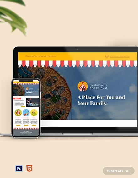 family newsletter template 1