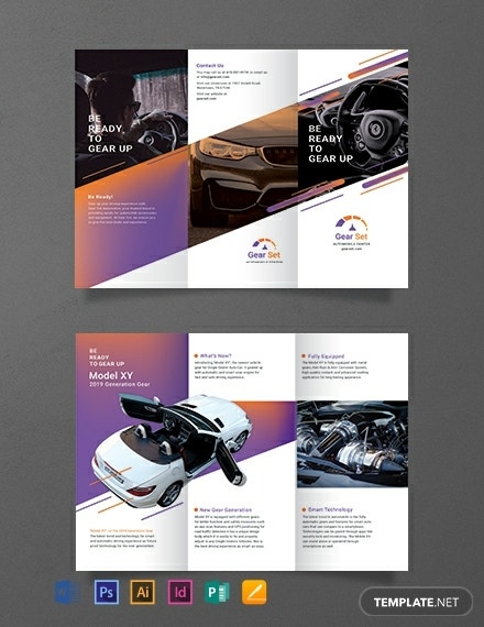 free automotive brochure template 440x570 1