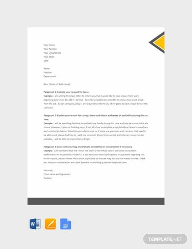 Microsoft Office Letter Templates from images.template.net
